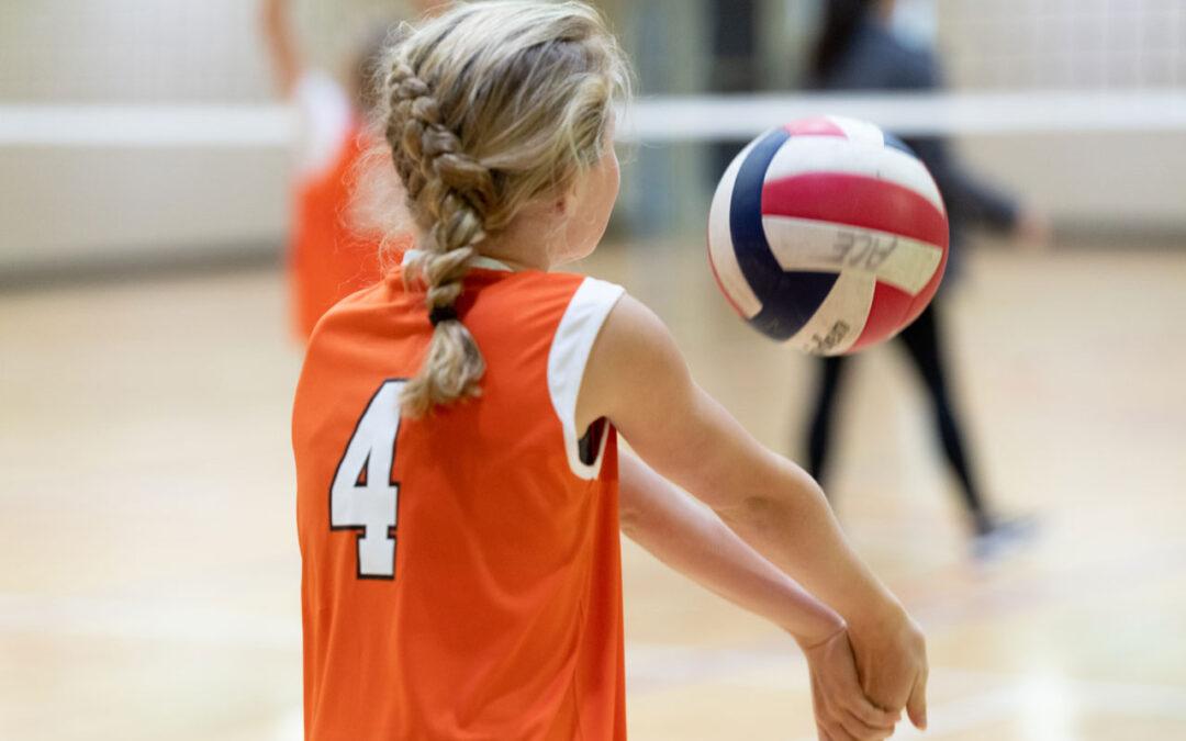 YMCA Youth Girls' Volleyball